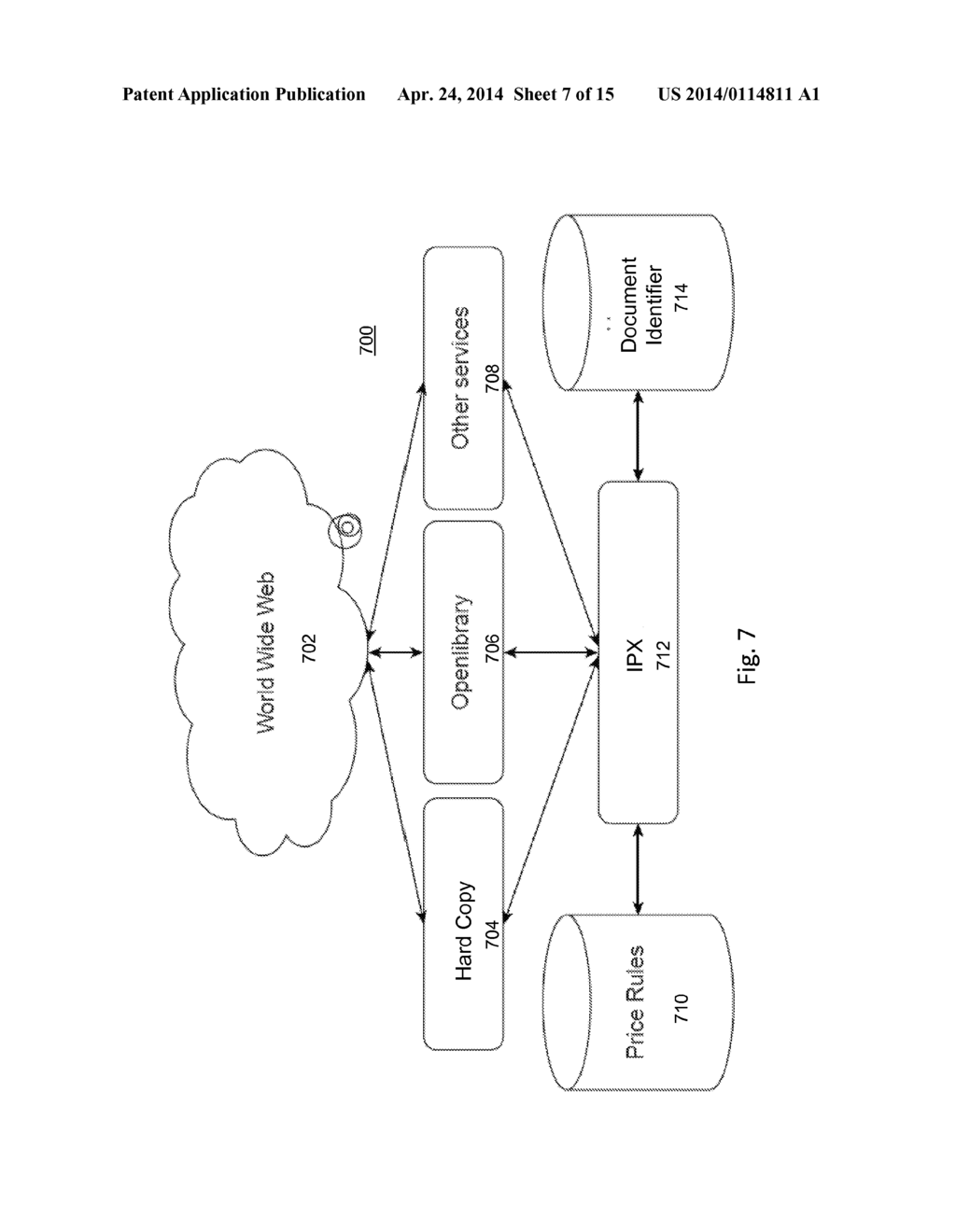 Method and System for Implementing License Filtering in a Digital Delivery     System - diagram, schematic, and image 08