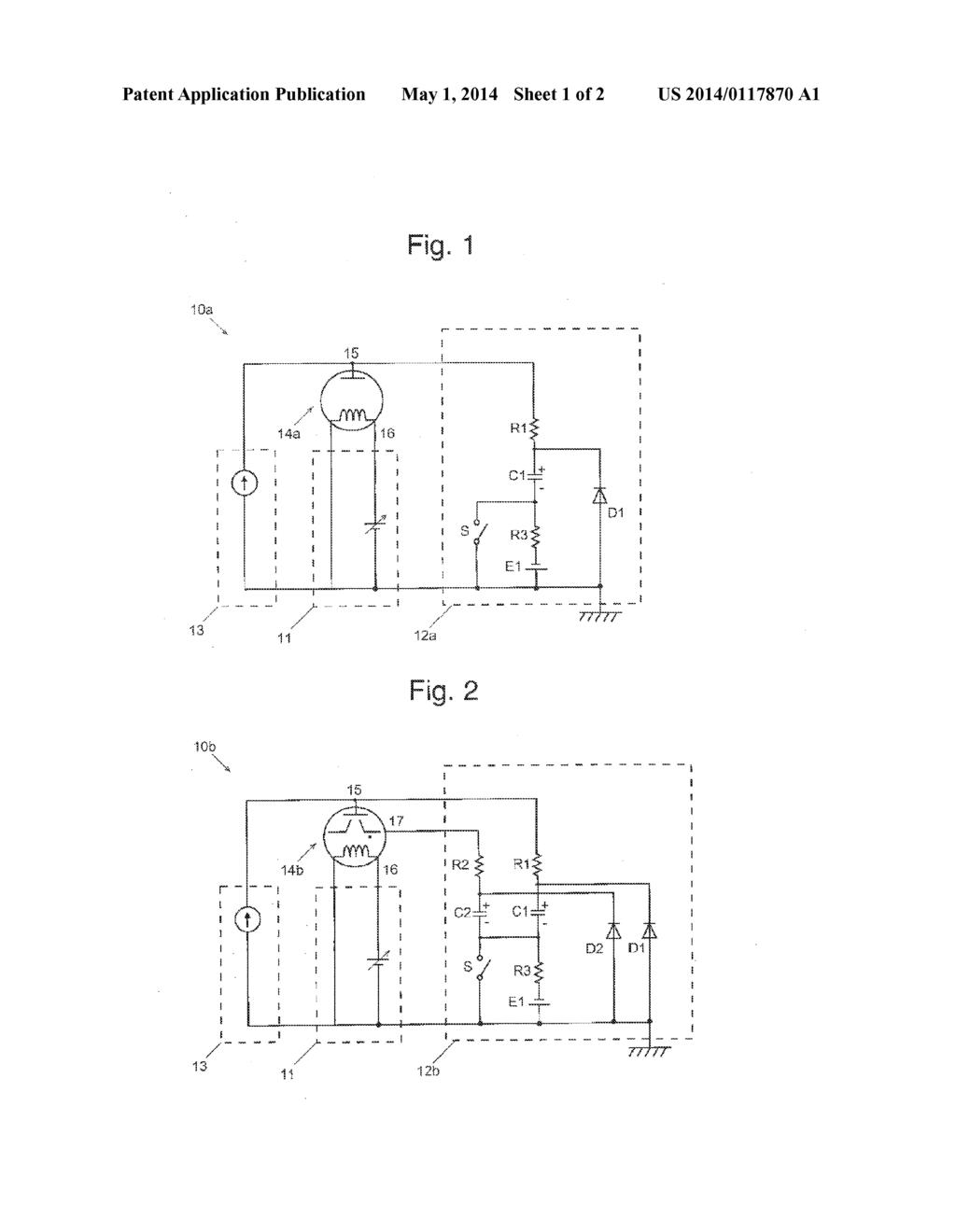 DEUTERIUM LAMP POWER SUPPLY CIRCUIT - diagram, schematic, and image 02