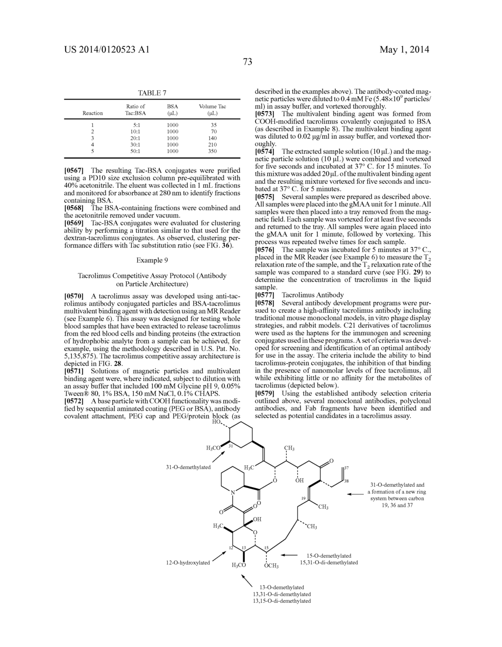 NMR SYSTEMS AND METHODS FOR THE RAPID DETECTION OF ANALYTES - diagram, schematic, and image 146