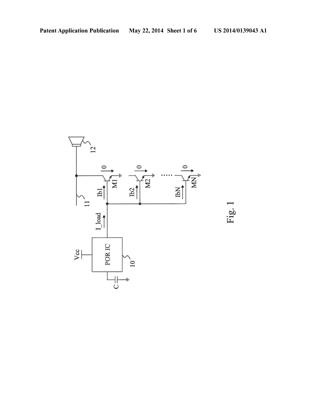 Power Off Delay Circuit and Method, and Audio System with Power Off Delay - diagram, schematic, and image 02