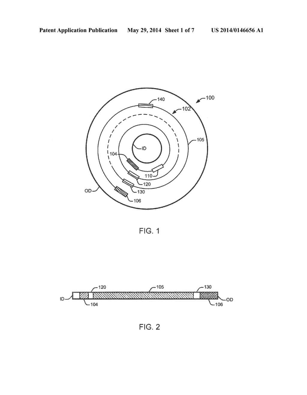 Optical Disc With Pre-Recorded and Recordable Regions And Method Of     Forming The Disc - diagram, schematic, and image 02
