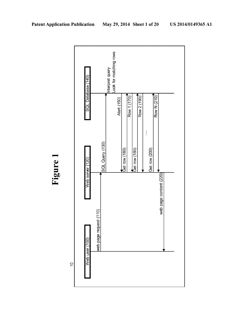 Method and Apparatus for Handling Digital Objects in a Communication     Network - diagram, schematic, and image 02