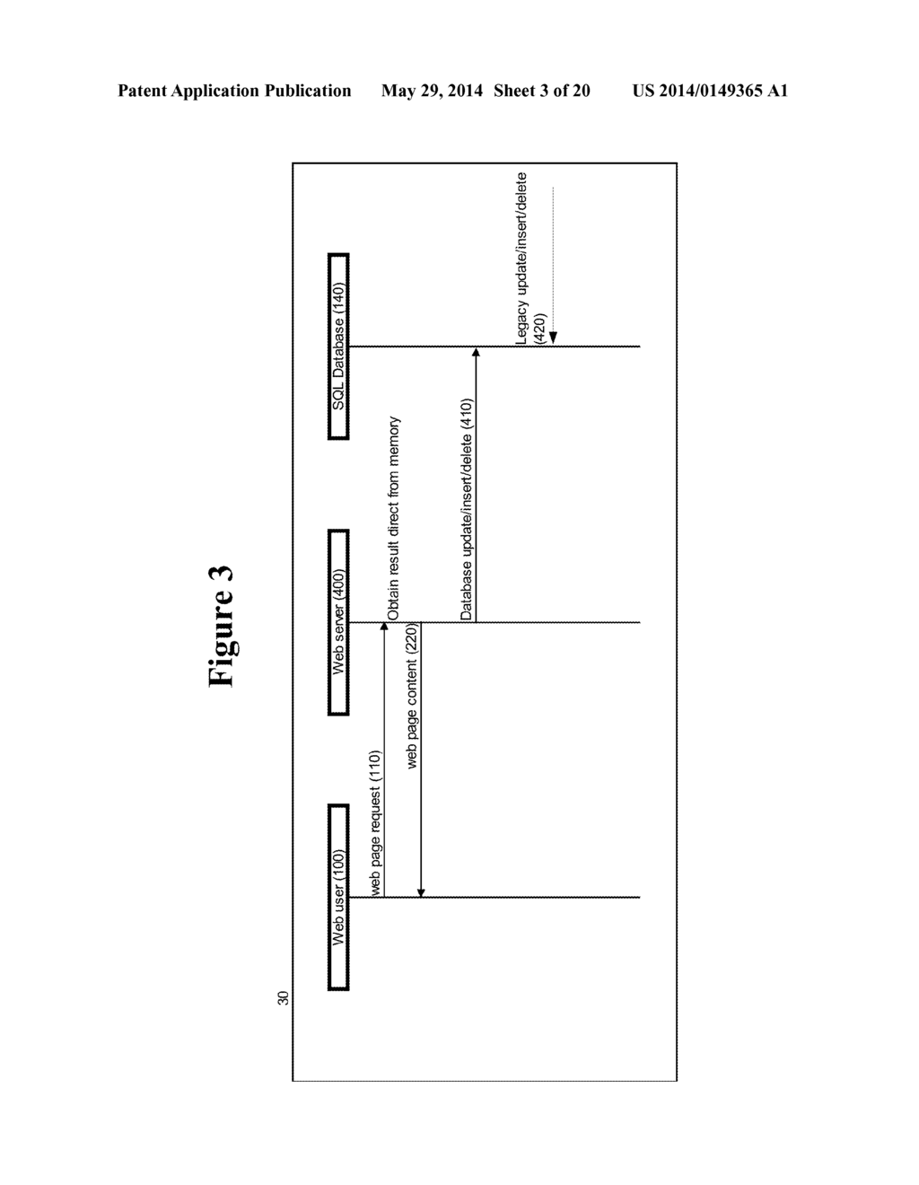 Method and Apparatus for Handling Digital Objects in a Communication     Network - diagram, schematic, and image 04