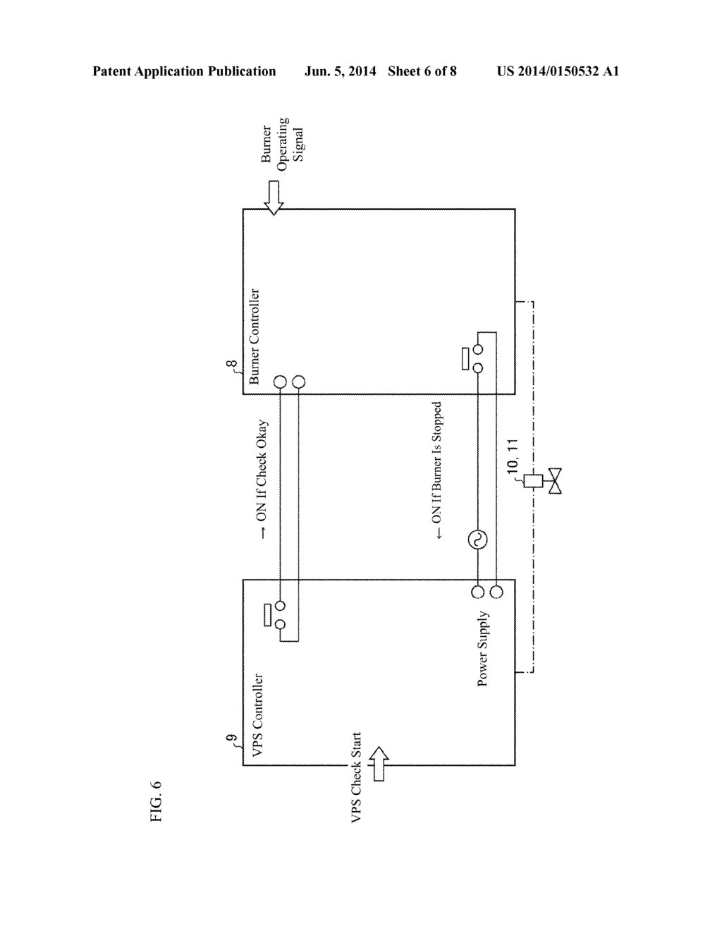 VALVE LEAK DETECTING METHOD AND COMBUSTION EQUIPMENT - diagram, schematic, and image 07