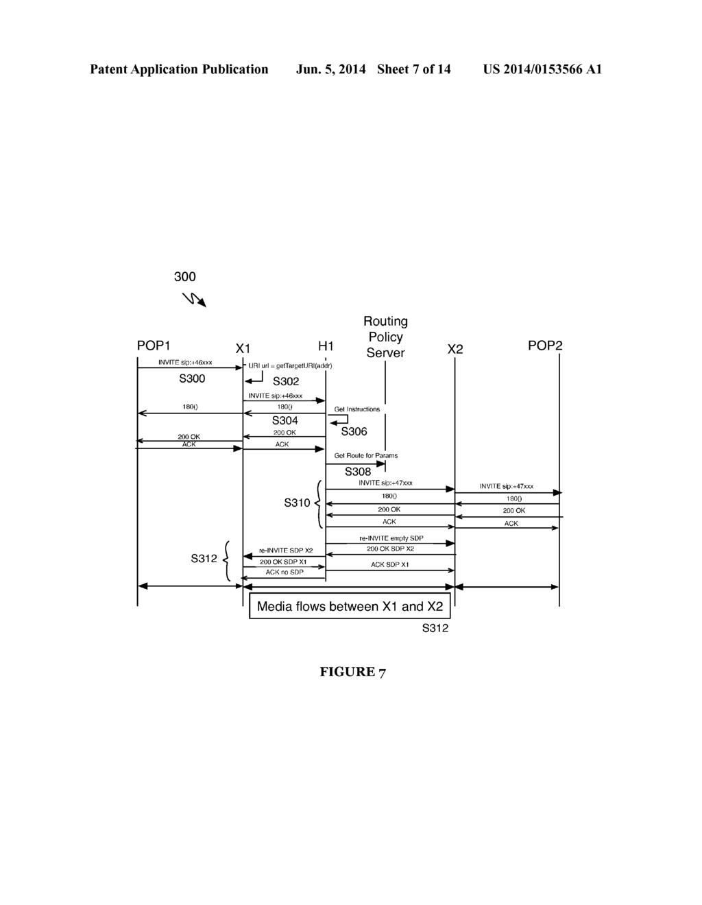 20140153566_08 system and method for managing latency in a distributed telephony