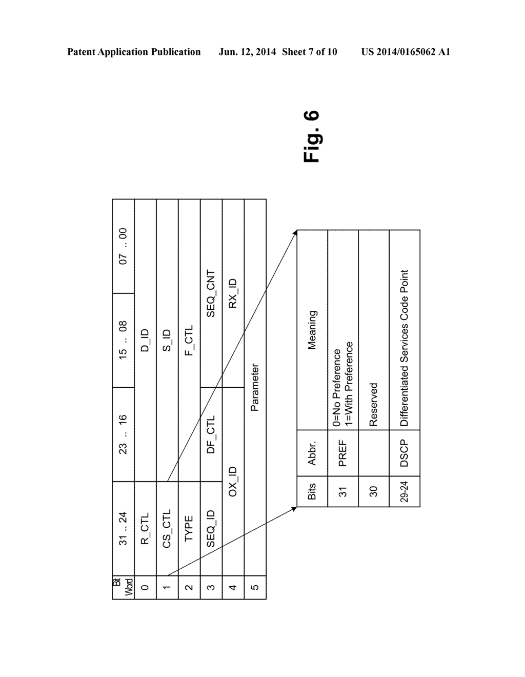 Method and Apparatus for Providing Virtual Machine Information to a     Network Interface - diagram, schematic, and image 08
