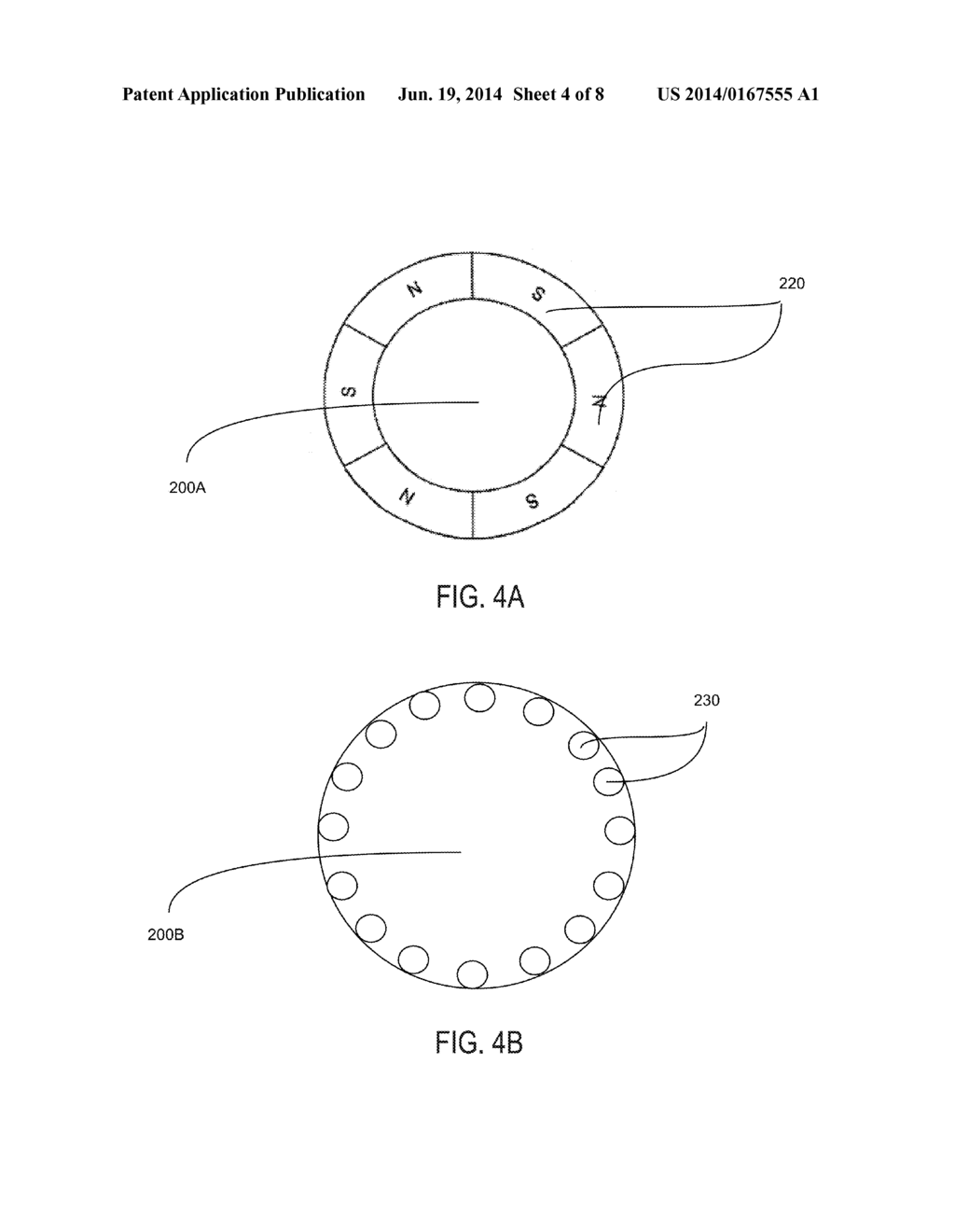 Carbon Fiber Stator And Rotor For An Electric Motor Diagram 220 Schematic Image 05