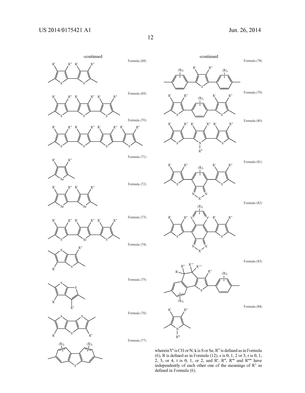 POLYMERS AND OLIGOMERS WITH FUNCTIONALIZED SIDE GROUPS - diagram, schematic, and image 13