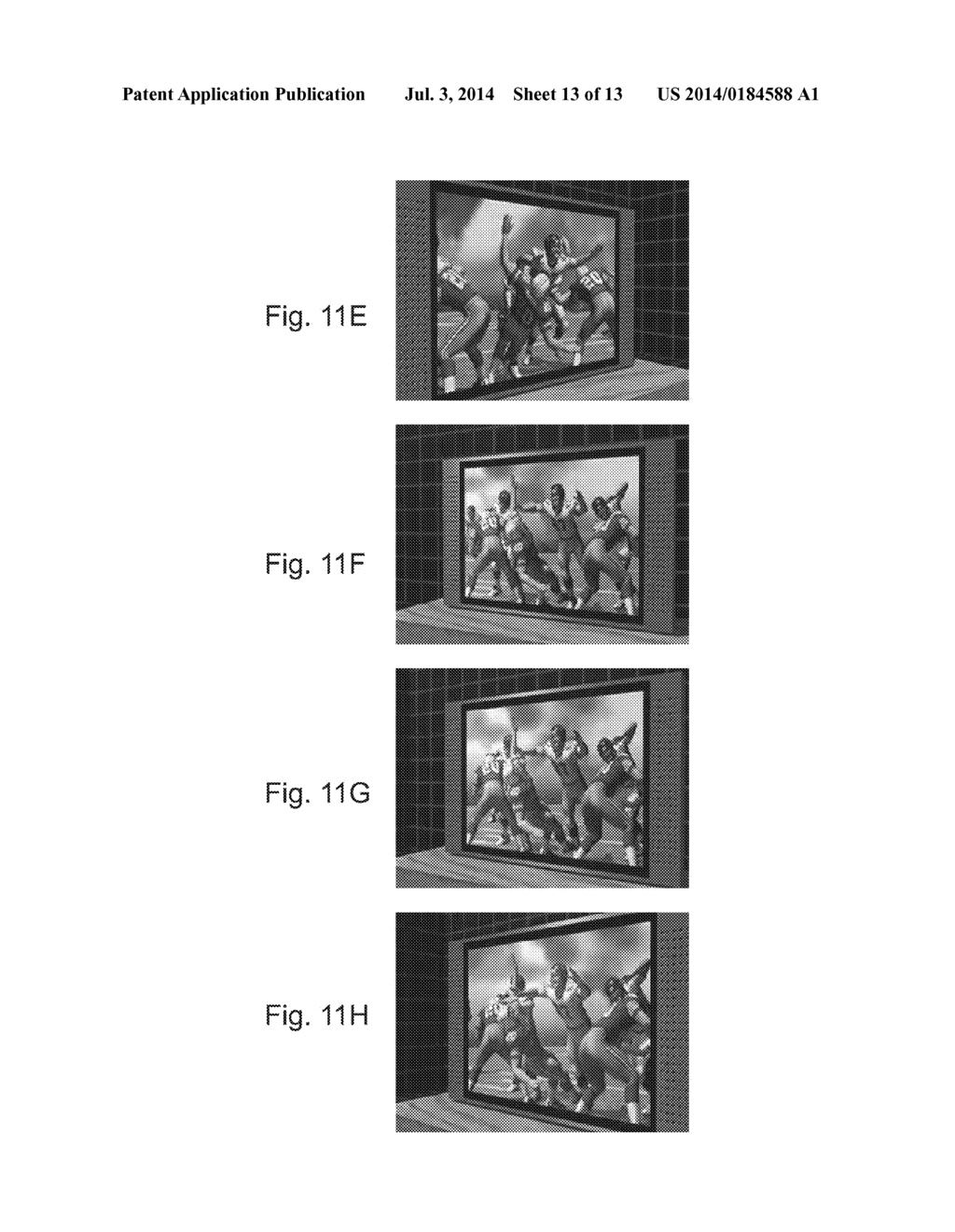 EYE TRACKING ENABLING 3D VIEWING ON CONVENTIONAL 2D DISPLAY - diagram, schematic, and image 14