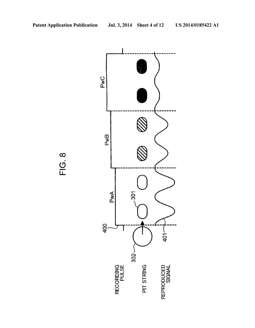 INFORMATION RECORDING MEDIUM, INFORMATION RECORDING METHOD, AND     INFORMATION RECORDING APPARATUS - diagram, schematic, and image 05