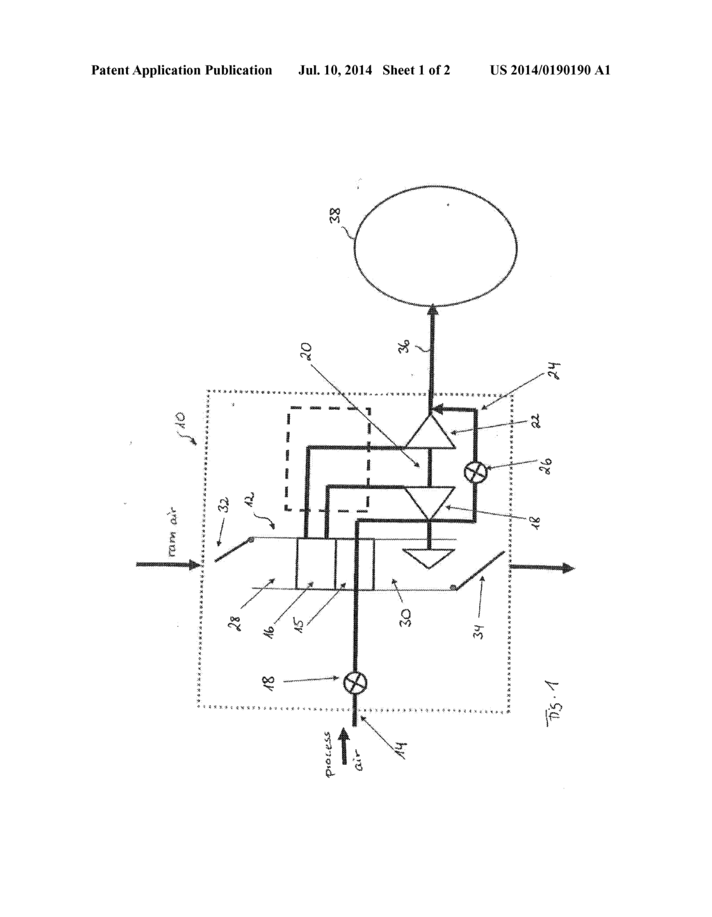 aircraft air conditioning system and method of operating an aircraft