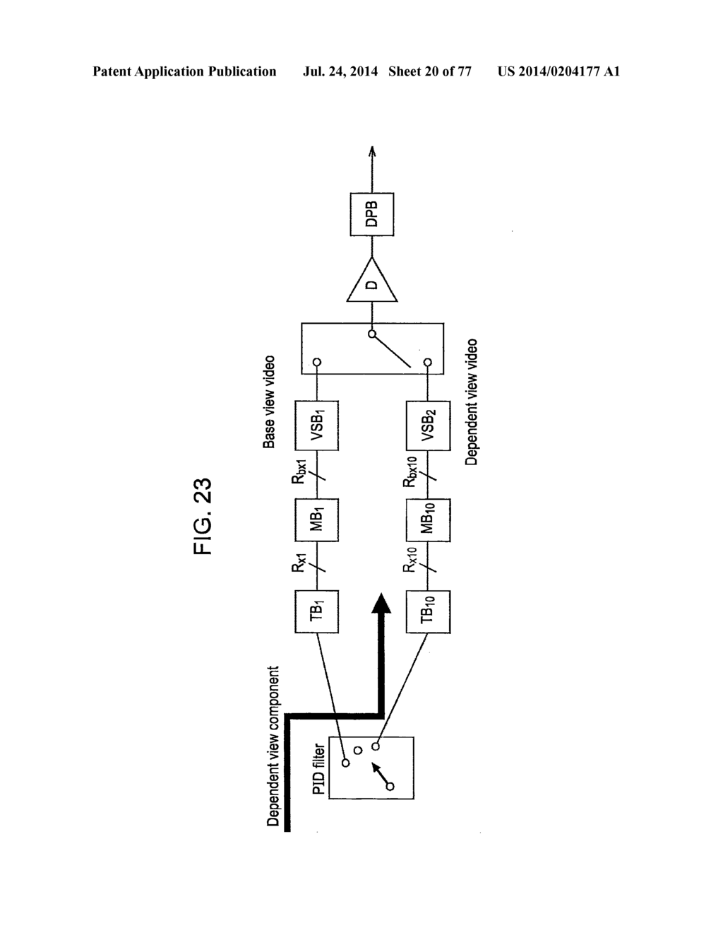INFORMATION PROCESSING DEVICE, INFORMATION PROCESSING METHOD, PLAYBACK     DEVICE, PLAYBACK METHOD, AND RECORDING MEDIUM - diagram, schematic, and image 21