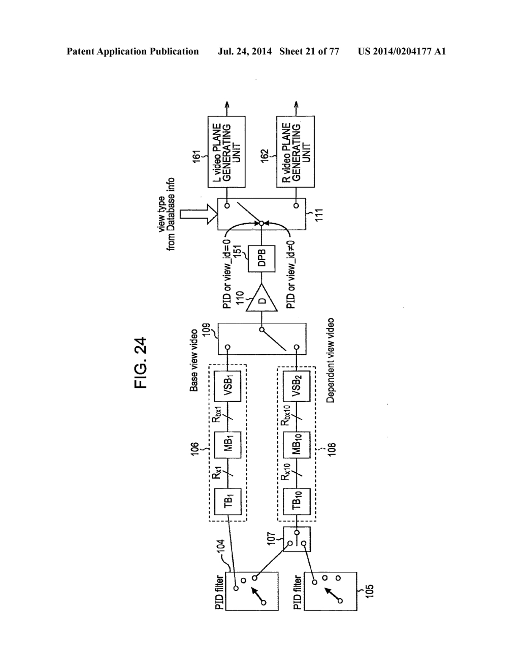 INFORMATION PROCESSING DEVICE, INFORMATION PROCESSING METHOD, PLAYBACK     DEVICE, PLAYBACK METHOD, AND RECORDING MEDIUM - diagram, schematic, and image 22