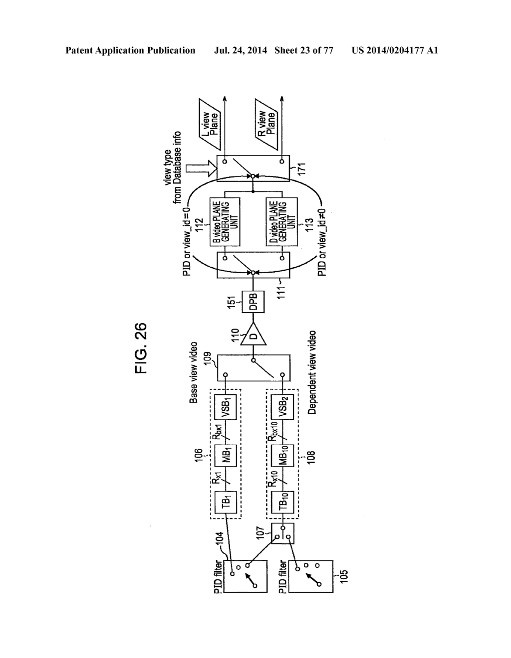 INFORMATION PROCESSING DEVICE, INFORMATION PROCESSING METHOD, PLAYBACK     DEVICE, PLAYBACK METHOD, AND RECORDING MEDIUM - diagram, schematic, and image 24