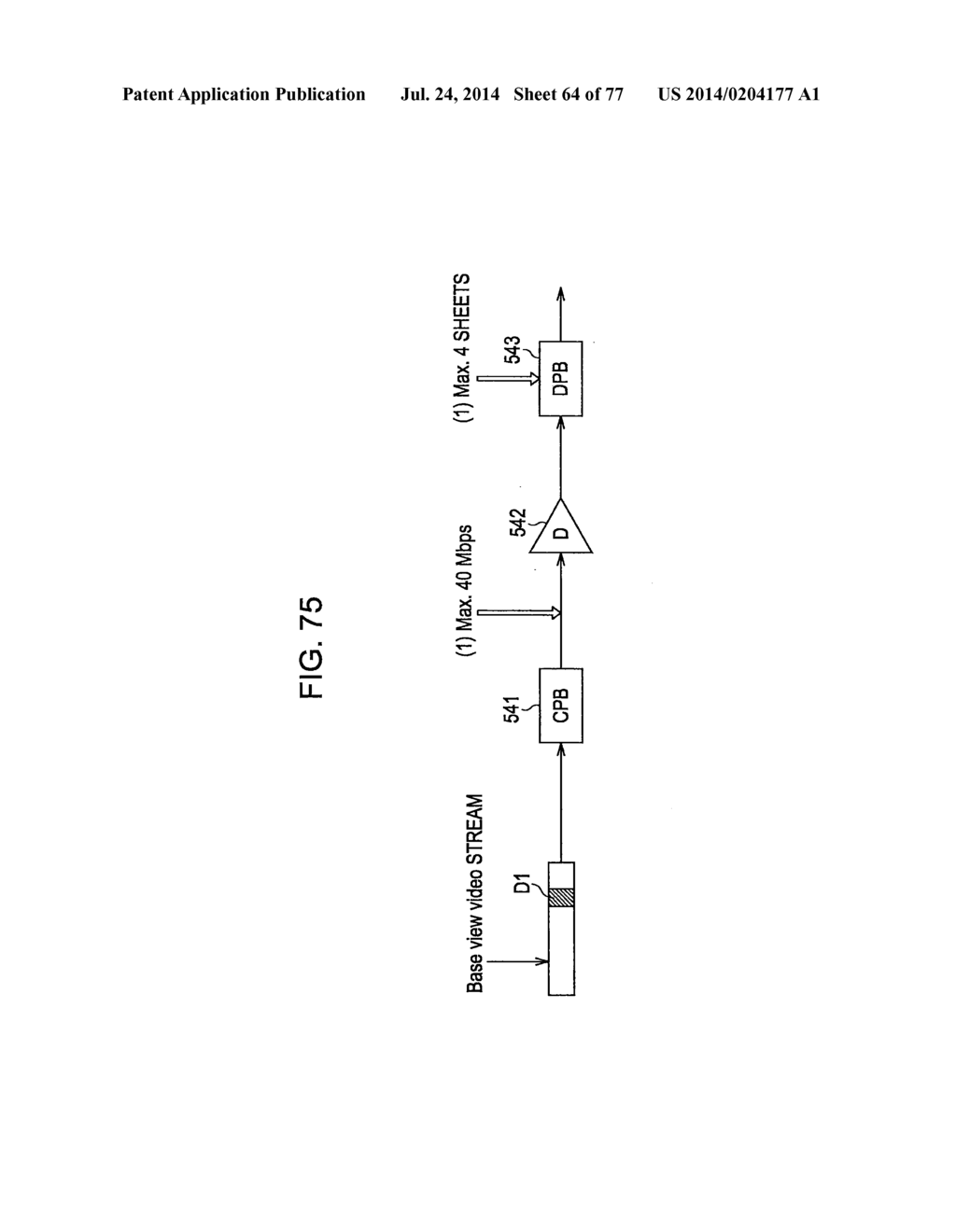 INFORMATION PROCESSING DEVICE, INFORMATION PROCESSING METHOD, PLAYBACK     DEVICE, PLAYBACK METHOD, AND RECORDING MEDIUM - diagram, schematic, and image 65
