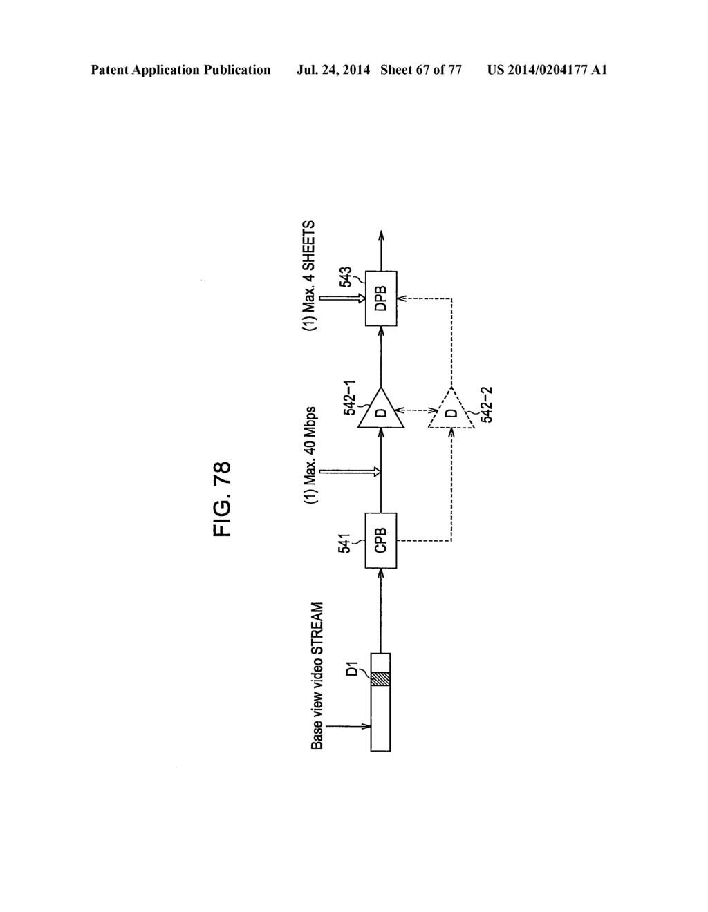INFORMATION PROCESSING DEVICE, INFORMATION PROCESSING METHOD, PLAYBACK     DEVICE, PLAYBACK METHOD, AND RECORDING MEDIUM - diagram, schematic, and image 68
