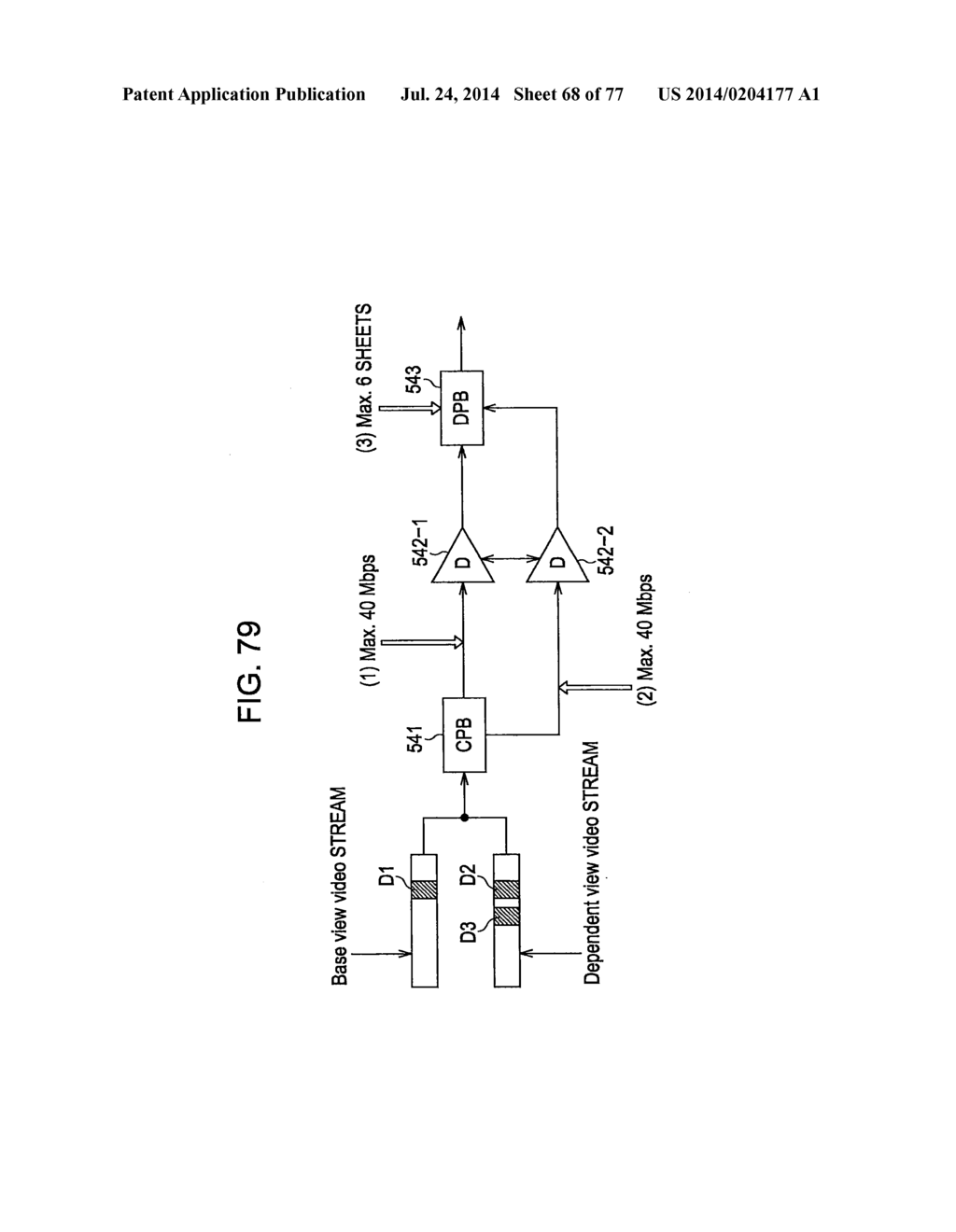 INFORMATION PROCESSING DEVICE, INFORMATION PROCESSING METHOD, PLAYBACK     DEVICE, PLAYBACK METHOD, AND RECORDING MEDIUM - diagram, schematic, and image 69
