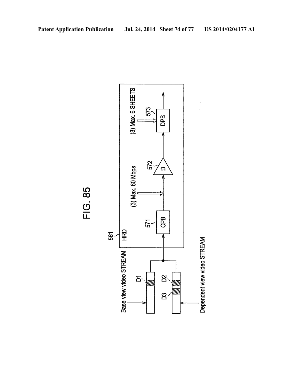 INFORMATION PROCESSING DEVICE, INFORMATION PROCESSING METHOD, PLAYBACK     DEVICE, PLAYBACK METHOD, AND RECORDING MEDIUM - diagram, schematic, and image 75