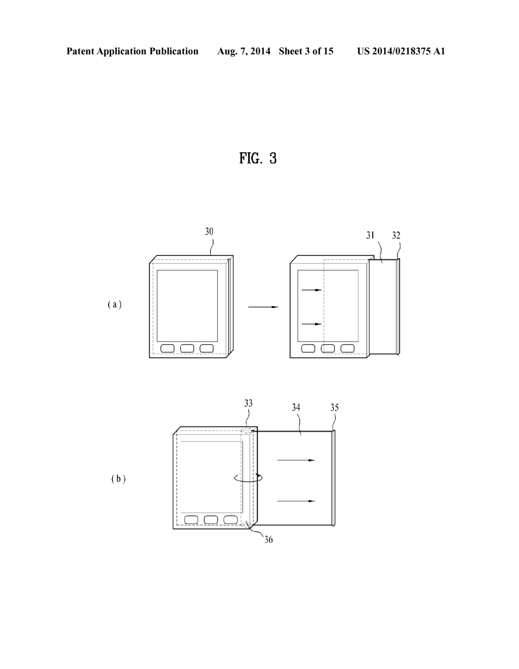 DEVICE EQUIPPED WITH FLEXIBLE DISPLAY AND CONTROLLING METHOD THEREOF - diagram, schematic, and image 04