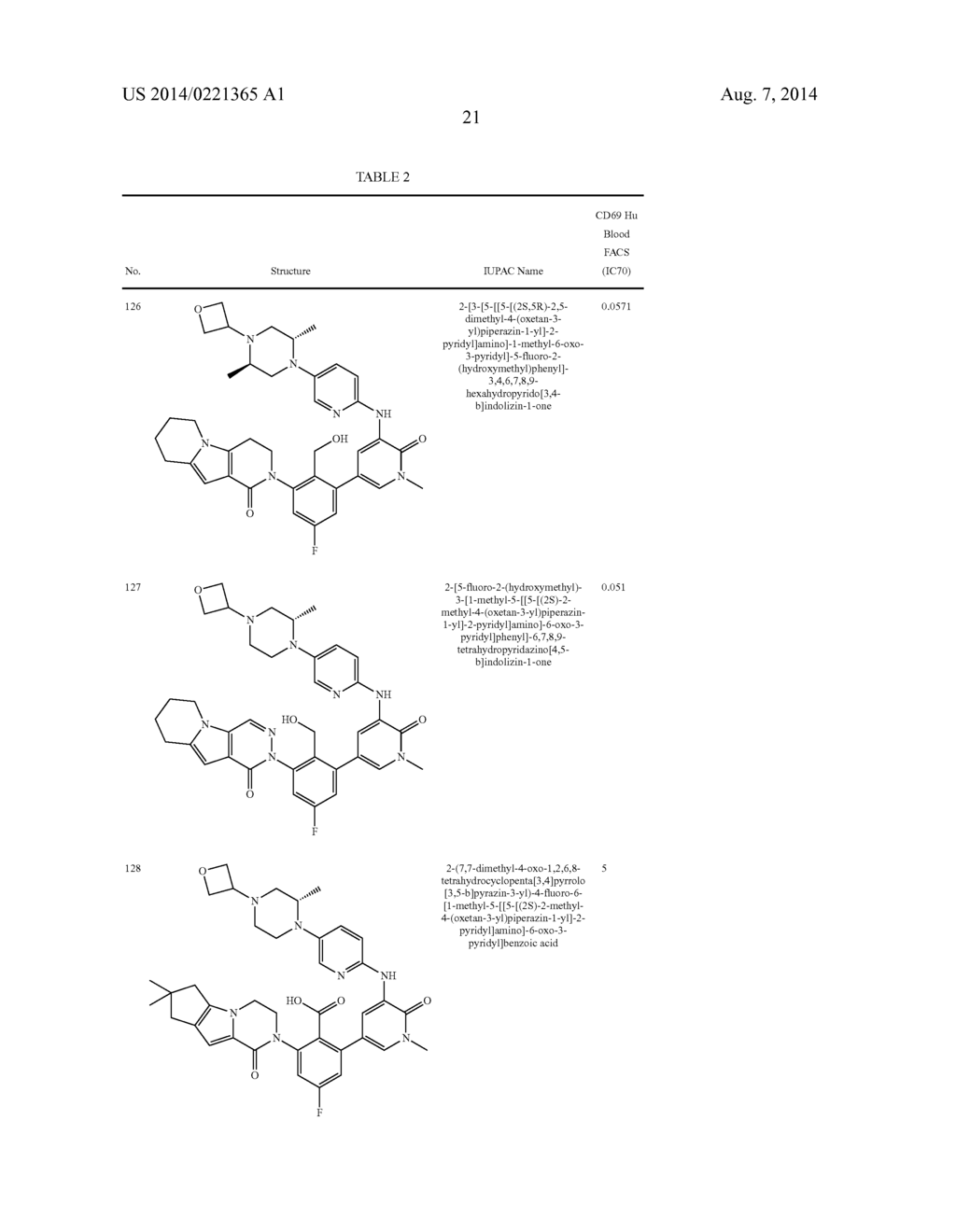 ALKYLATED PIPERAZINE COMPOUNDS - diagram, schematic, and image 33