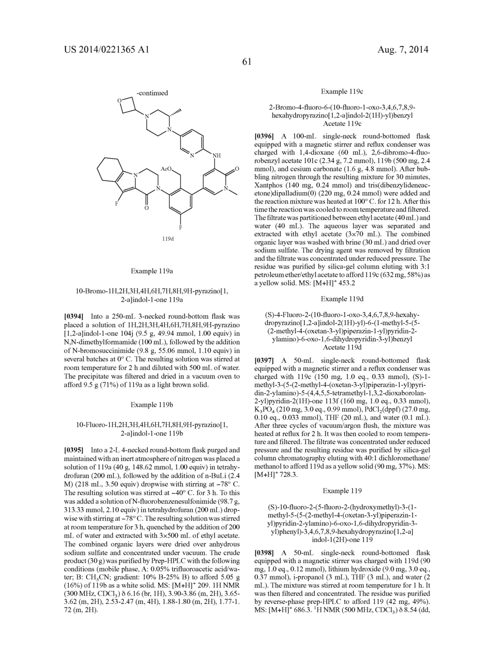 ALKYLATED PIPERAZINE COMPOUNDS - diagram, schematic, and image 73