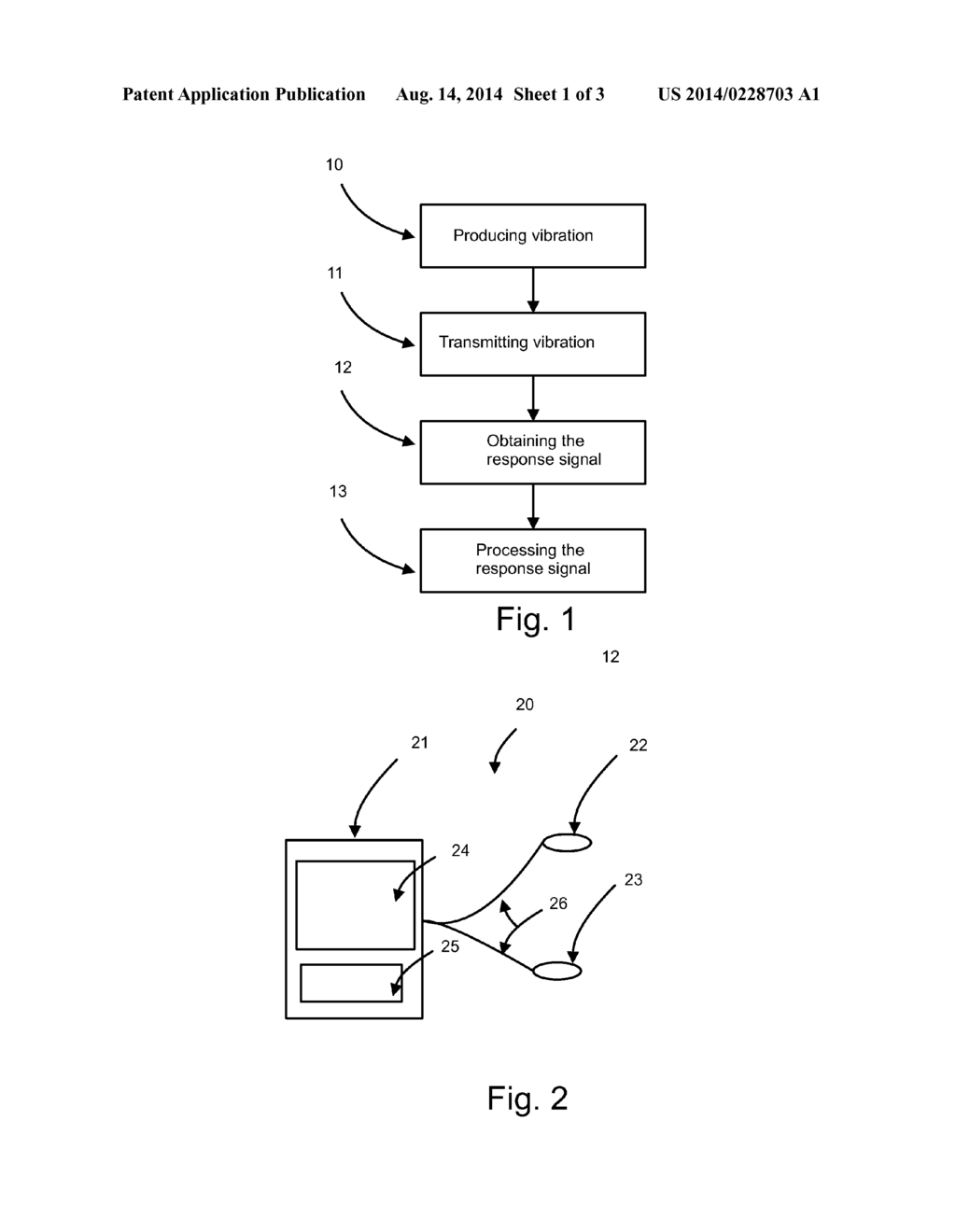 Device And Method For Measuring Vibration Transmittance Of Sternum