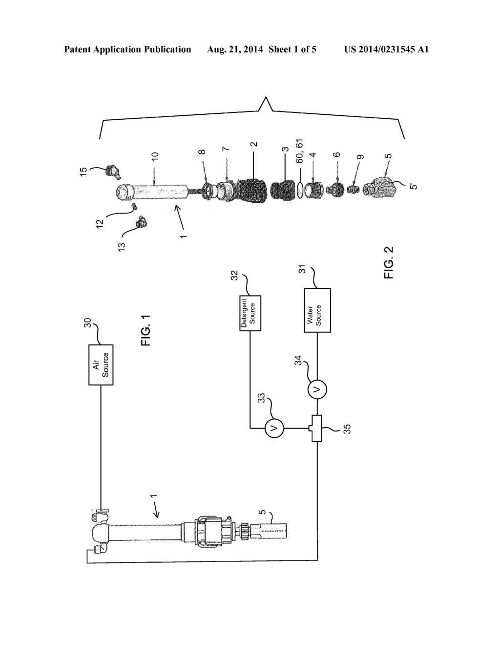 Foam Generator Diagram Automotive Wiring Diagrams