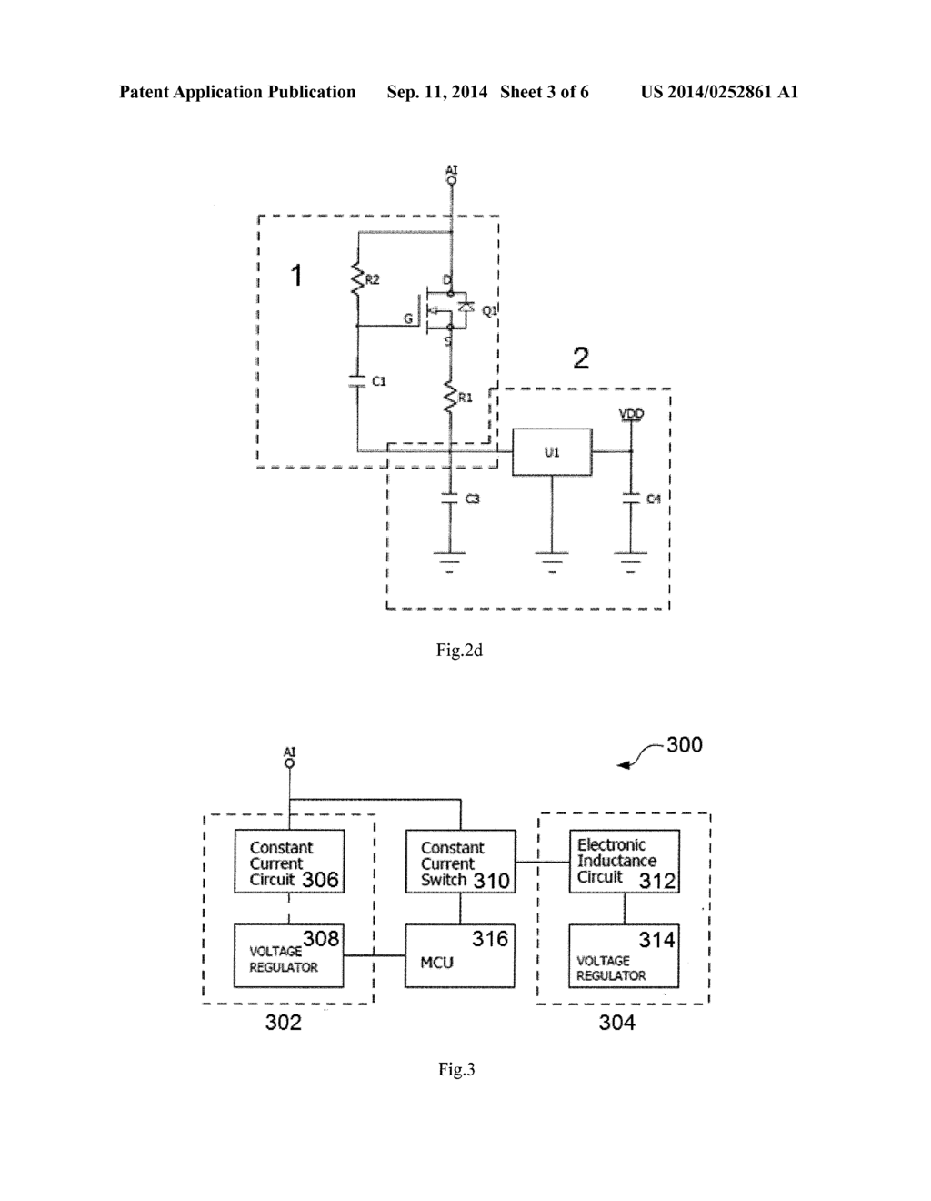 STANDBY POWER SUPPLY CIRCUIT FOR 2-WIRE BUS INTERCOM SYSTEM AND APPARATUS  THEREOF - diagram, schematic, and image 04