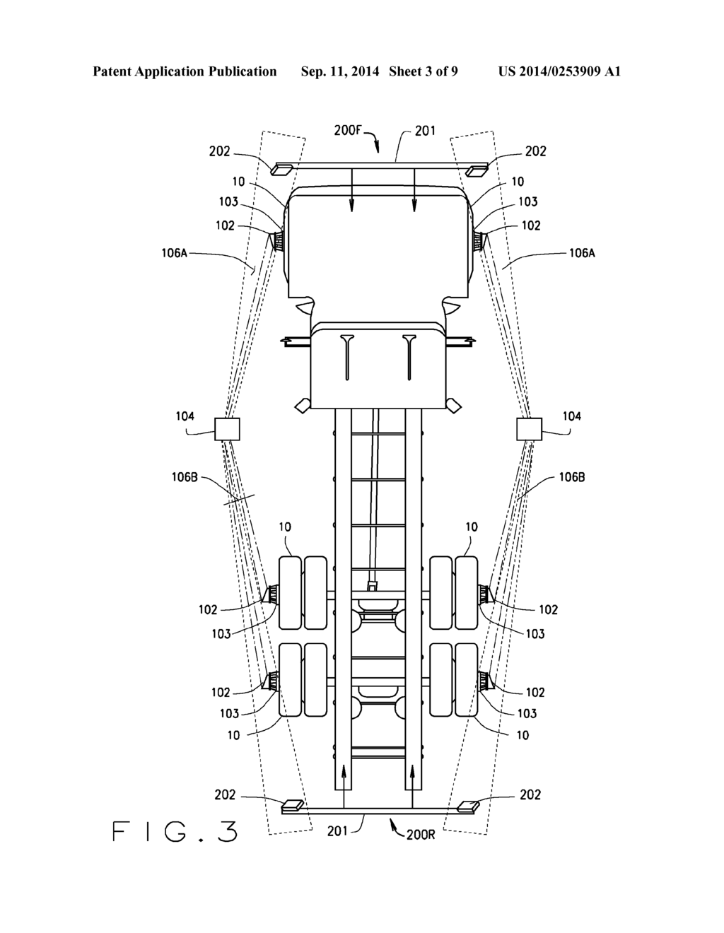 Method and Apparatus for Multi-Axle Vehicle Alignment with Vehicle ...