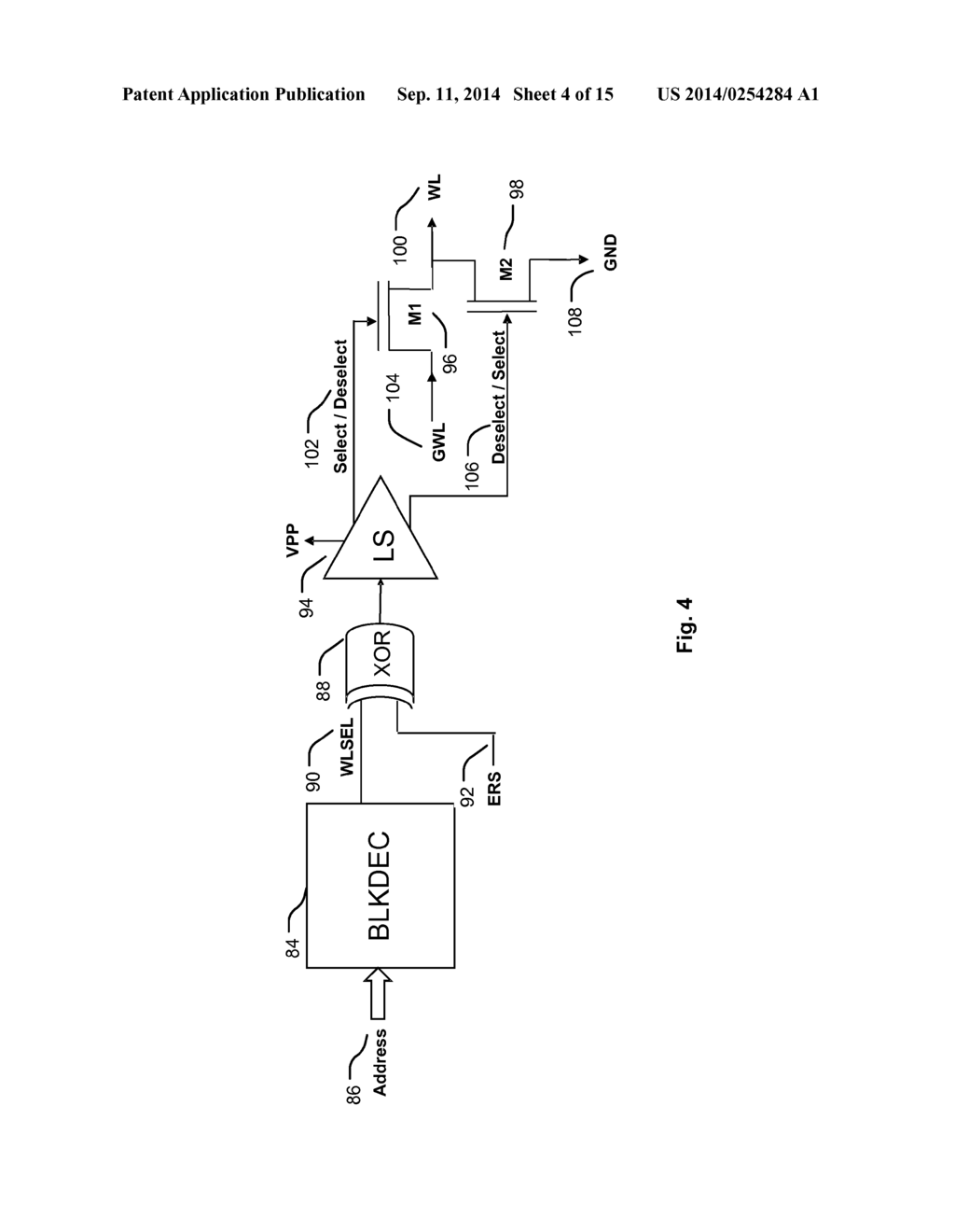 Word Line Driver Circuit For Selecting And Deselecting Lines Circuitdrivercircuitjpg Diagram Schematic Image 05