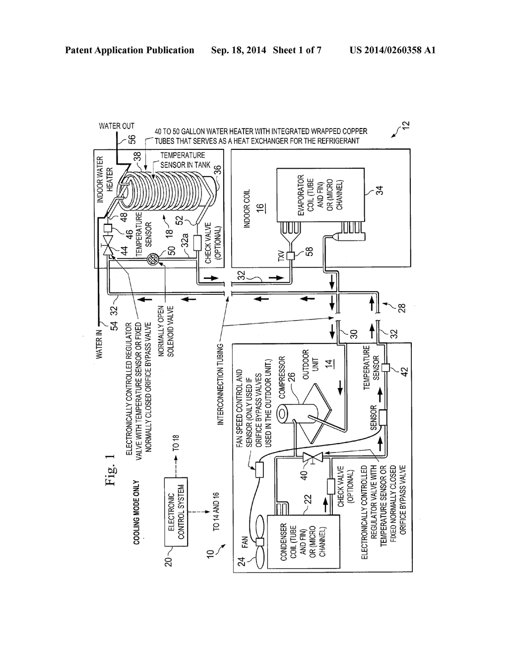 Apparatus And Methods For Pre Heating Water With Air Conditioning Circuit Schematic Diagram Of Fan Speed Control Unit Or Heat Pump Image 02