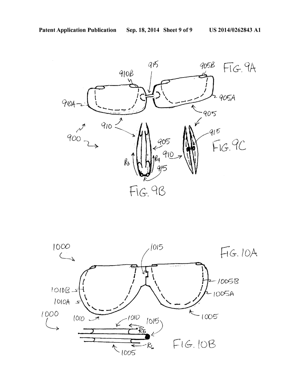 COMPACT PROTECTIVE COVER FOR EYEWEAR - diagram, schematic, and image 10