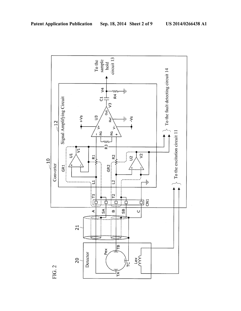 Electromagnetic Flow Meter Schematic Trusted Wiring Diagrams