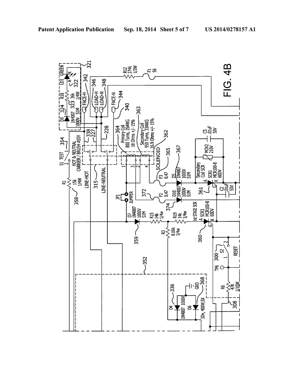 Awesome Gfci Test Monitor Circuit Diagram Schematic And Image 06 Wiring Cloud Hisonuggs Outletorg