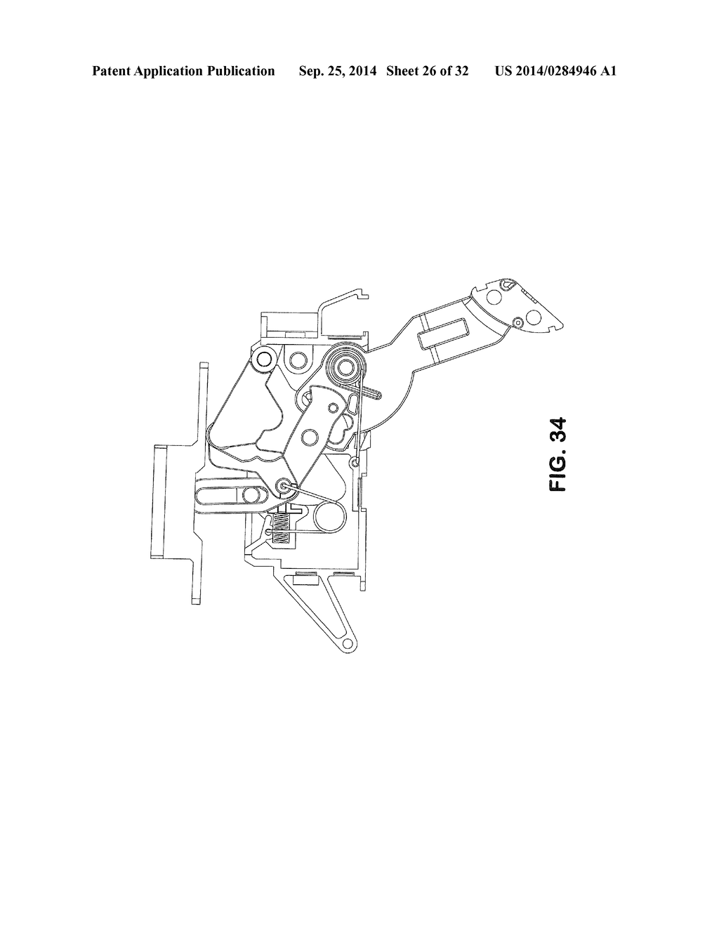 LEVER ACTUATED COMPRESSION LATCH - diagram, schematic, and image 27