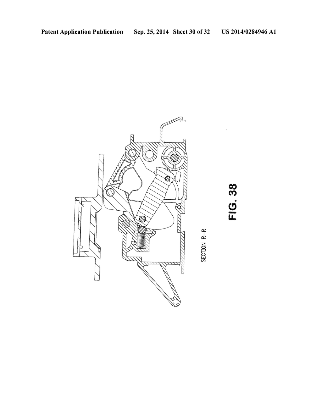 LEVER ACTUATED COMPRESSION LATCH - diagram, schematic, and image 31
