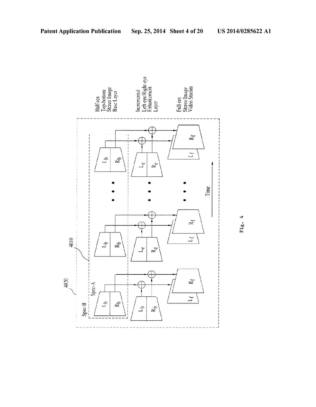 BROADCAST RECEIVER AND 3D VIDEO DATA PROCESSING METHOD THEREOF - diagram, schematic, and image 05
