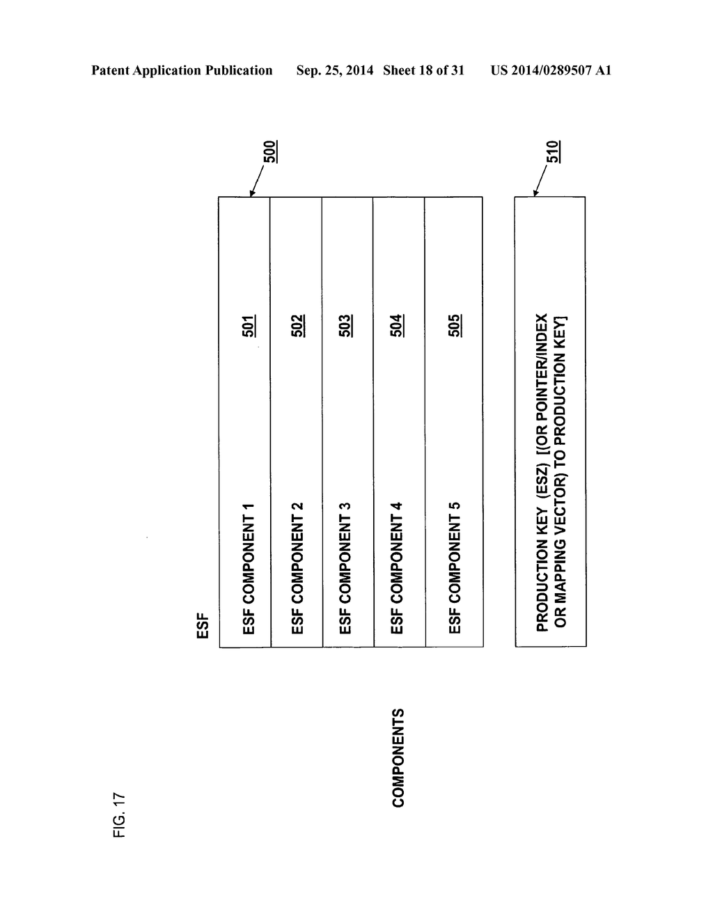 METHOD AND SYSTEM FOR SECURE DISTRIBUTION OF SELECTED CONTENT TO BE     PROTECTED ON AN APPLIANCE-SPECIFIC BASIS WITH DEFINABLE PERMITTED     ASSOCIATED USAGE RIGHTS FOR THE SELECTED CONTENT - diagram, schematic, and image 19