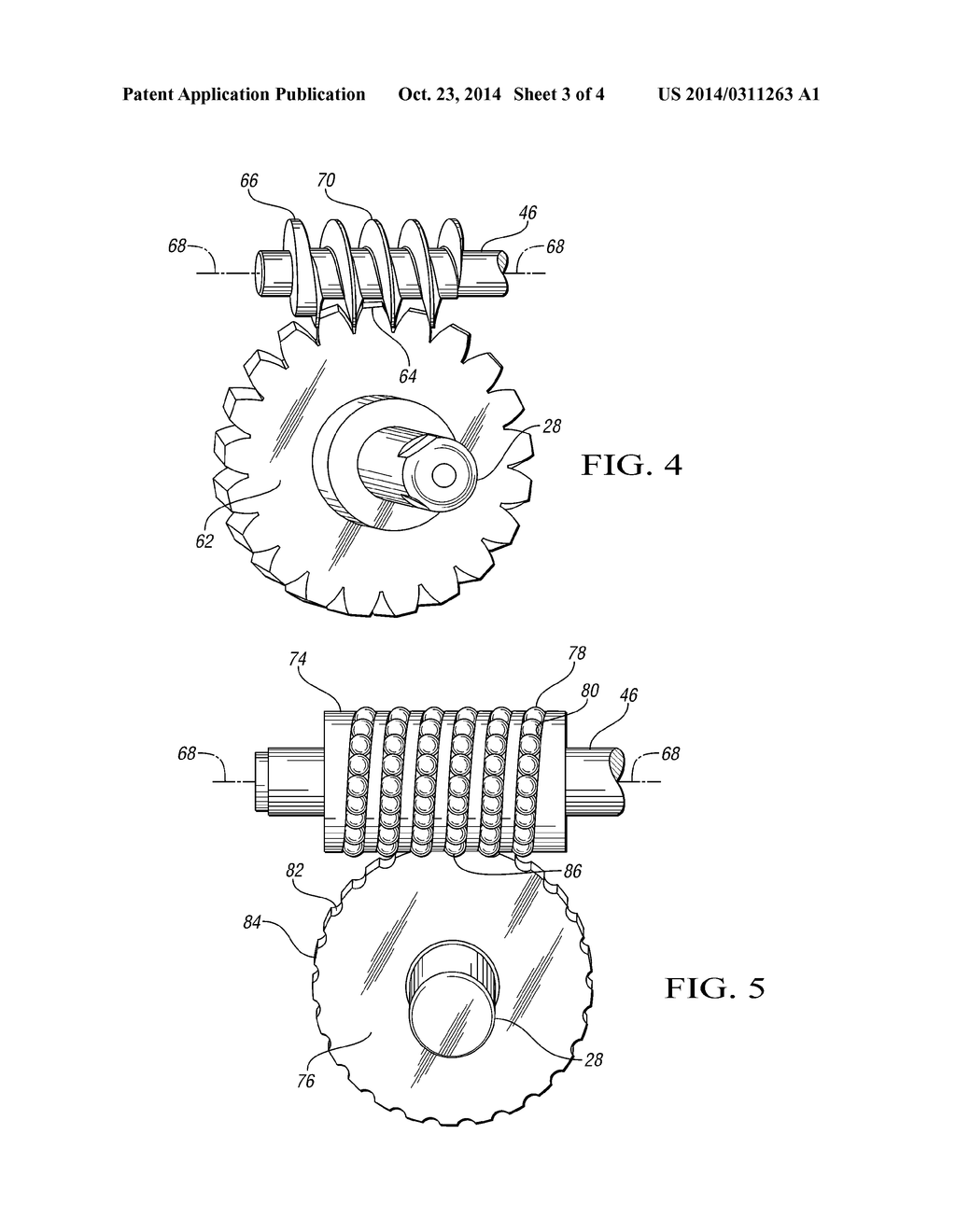 worm and wheel power steering gearbox diagram schematic and image 04 69 Falcon Steering Column Parts