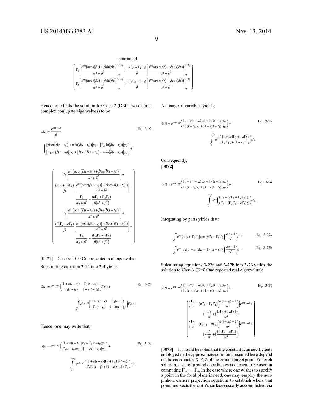 Misregistration Correction Using Non Pinhole Camera Model And Diagram Linear Scan Equations Schematic Image 19