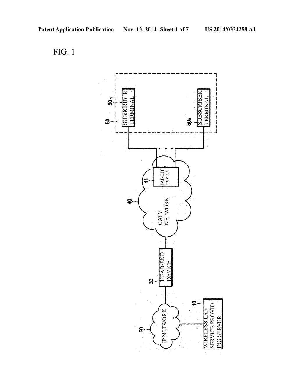 Wireless Tap Off Device Capable Of Providing Lan Service Diagram Schematic And Image 02