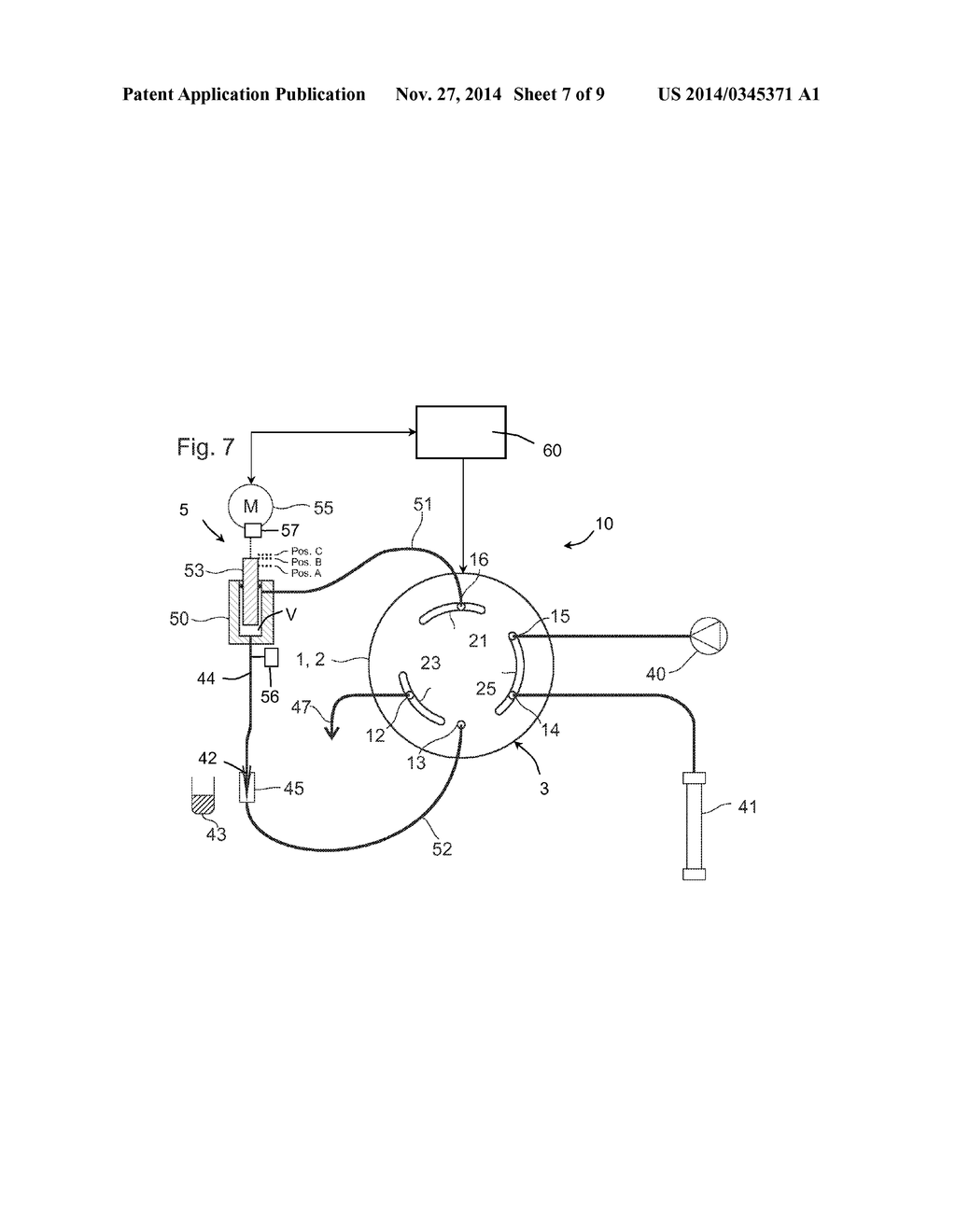 Sample injector for liquid chromatography particularly for high sample injector for liquid chromatography particularly for high performance liquid chromatography diagram schematic and image 08 pooptronica Images
