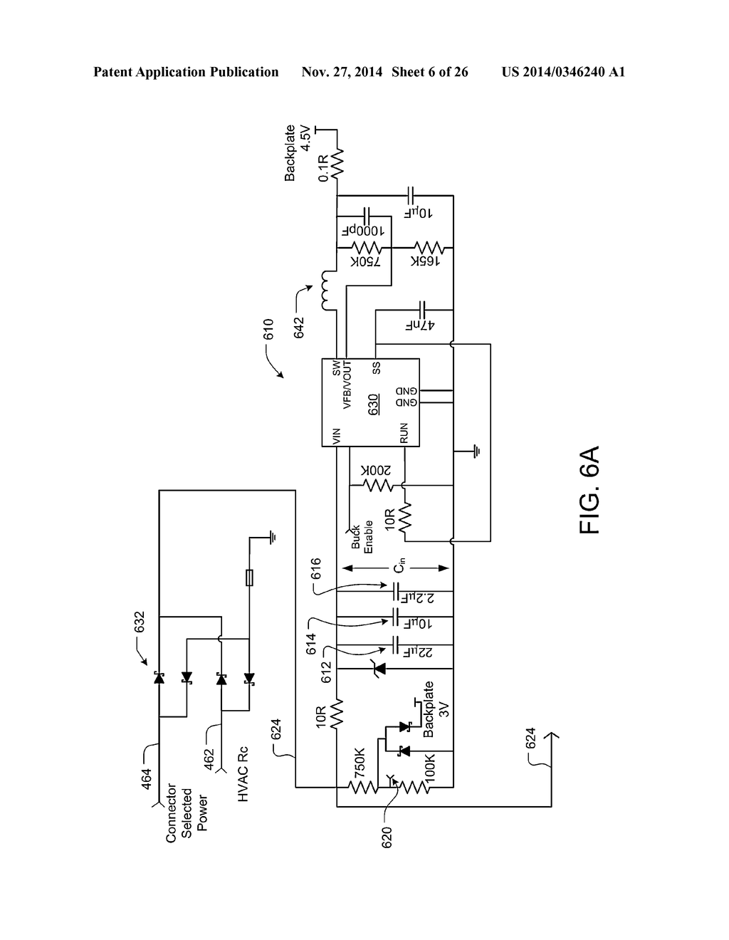 Thermostat With Power Stealing Delay Interval At Transitions Between Circuit States Diagram Schematic And Image 07