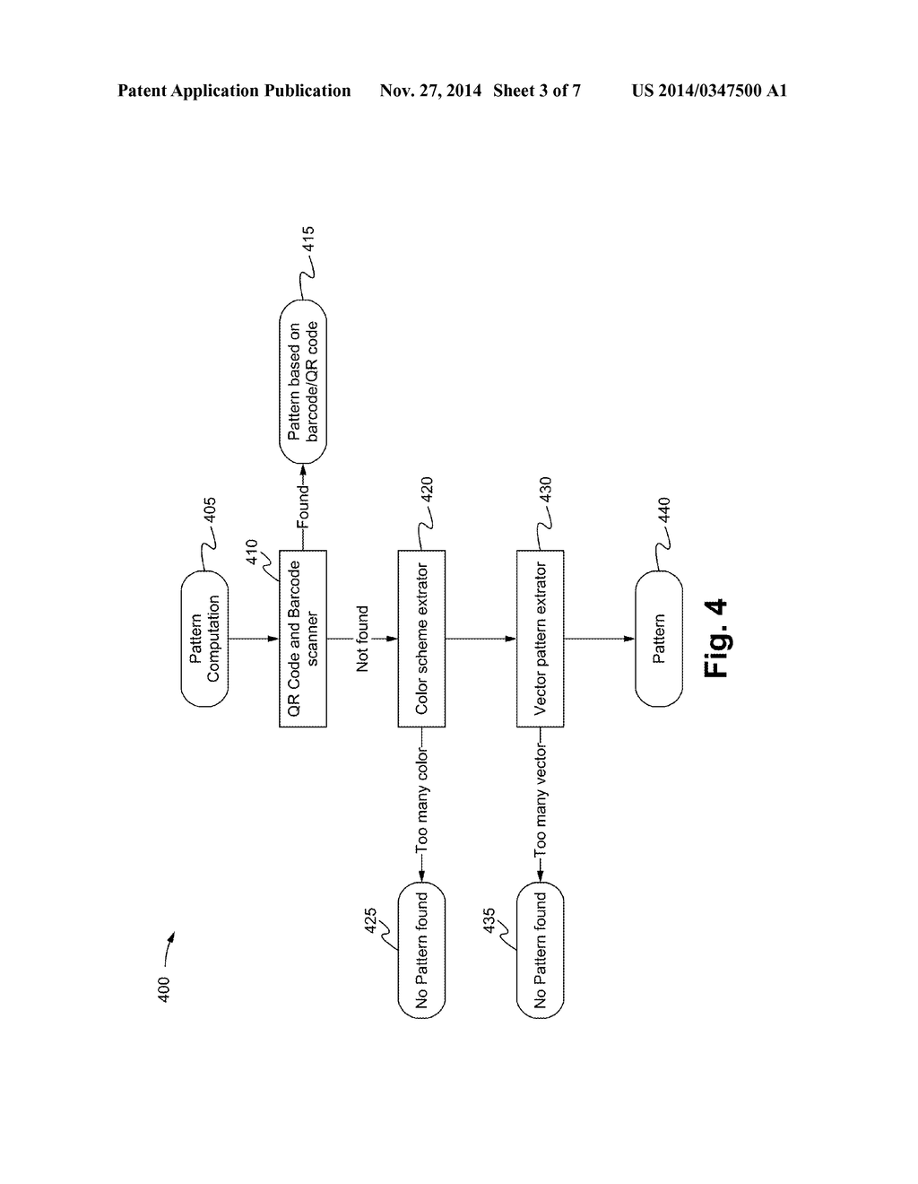 APPARATUS AND METHOD OF DOCUMENT TAGGING BY PATTERN MATCHING - diagram, schematic, and image 04