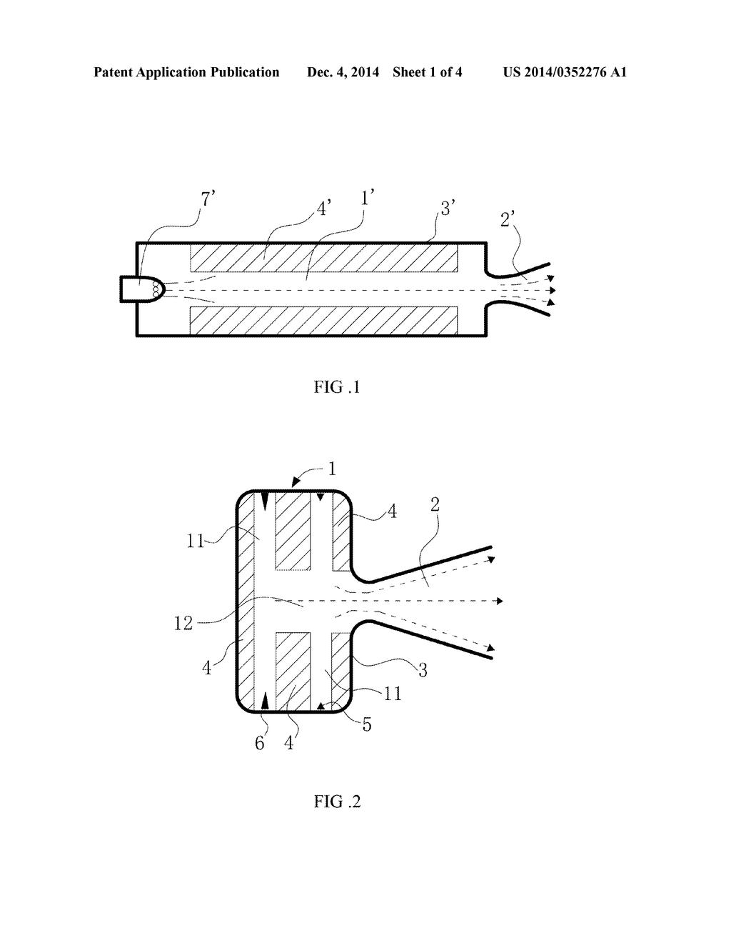 Dual-Vortical-Flow Hybrid Rocket Engine - diagram, schematic, and image 02