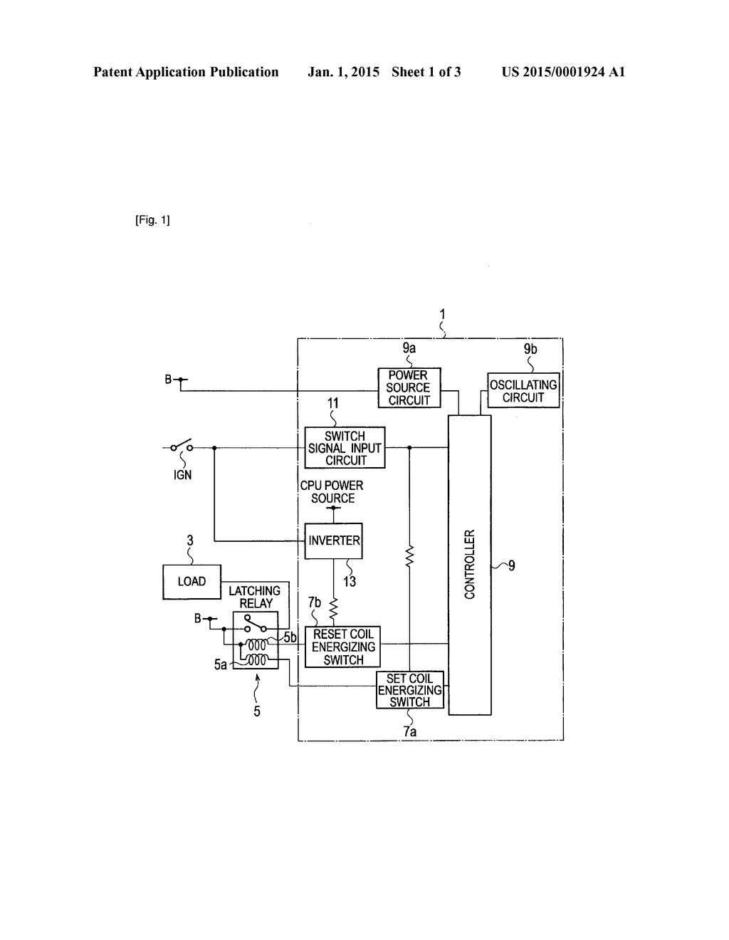 Latching Relay Circuit Diagram Ignition Wiring Essig Push Button Drive With Interlocking The A C