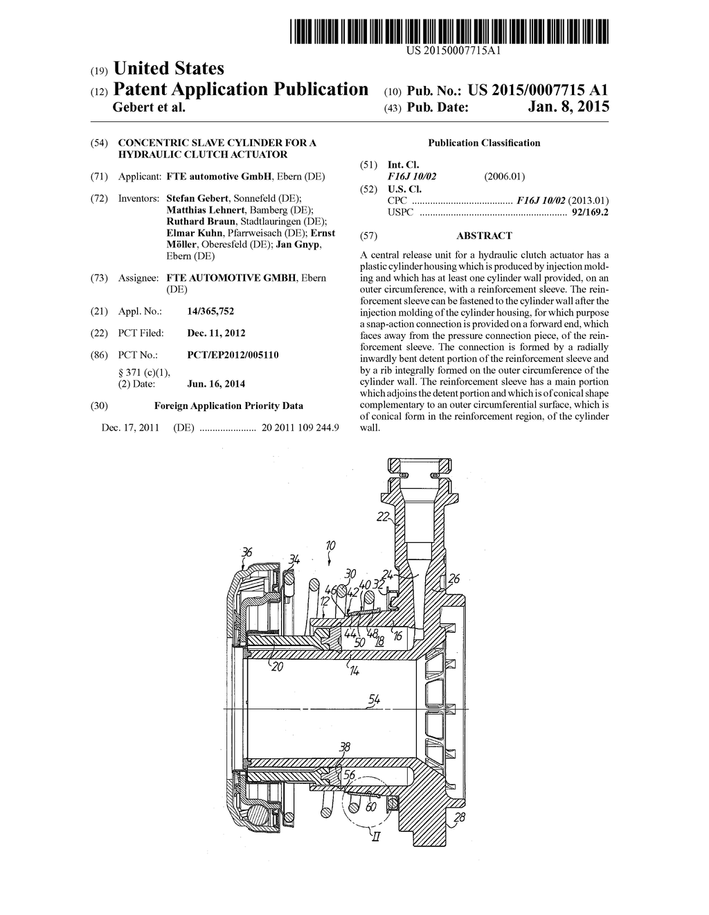 concentric slave cylinder for a hydraulic clutch actuator diagram Lt1 Clutch Slave Cylinder Diagram concentric slave cylinder for a hydraulic clutch actuator diagram, schematic, and image 01