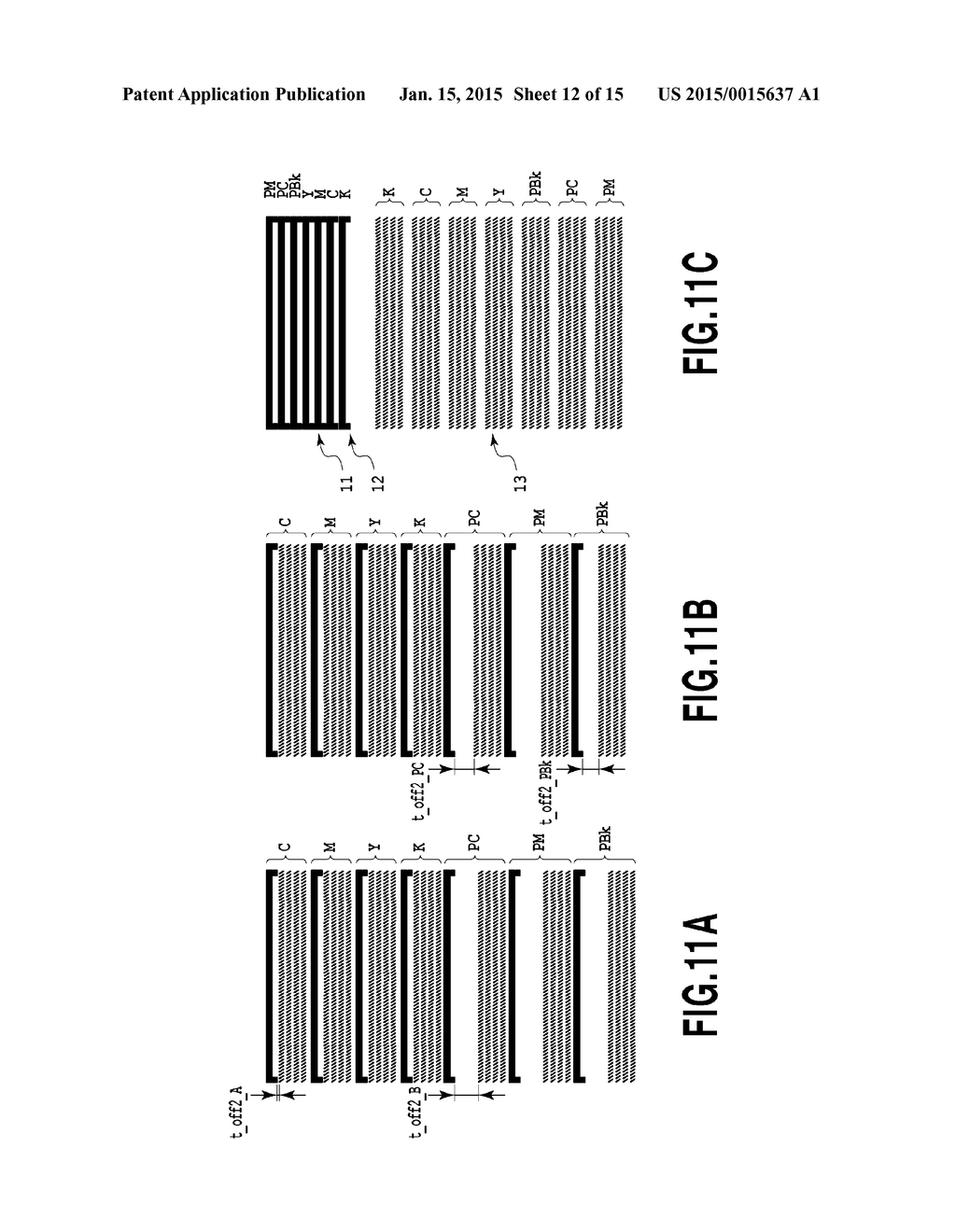 INKJET PRINTING APPARATUS AND CHECK PATTERN PRINTING METHOD - diagram, schematic, and image 13
