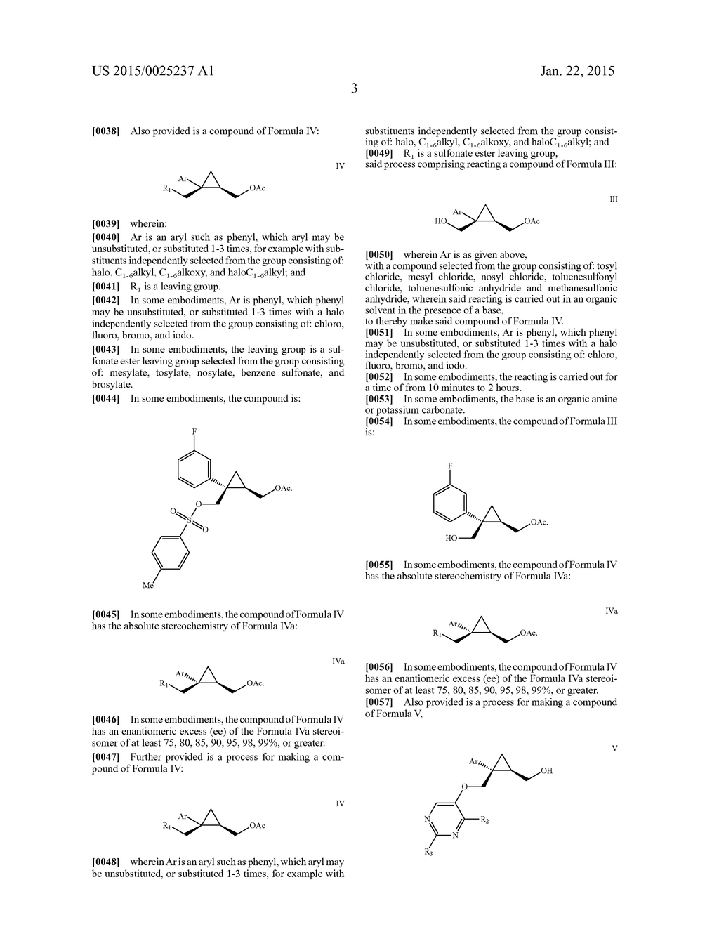 Methods and Compounds Useful in the Synthesis of Orexin-2 Receptor     Antagonists - diagram, schematic, and image 04