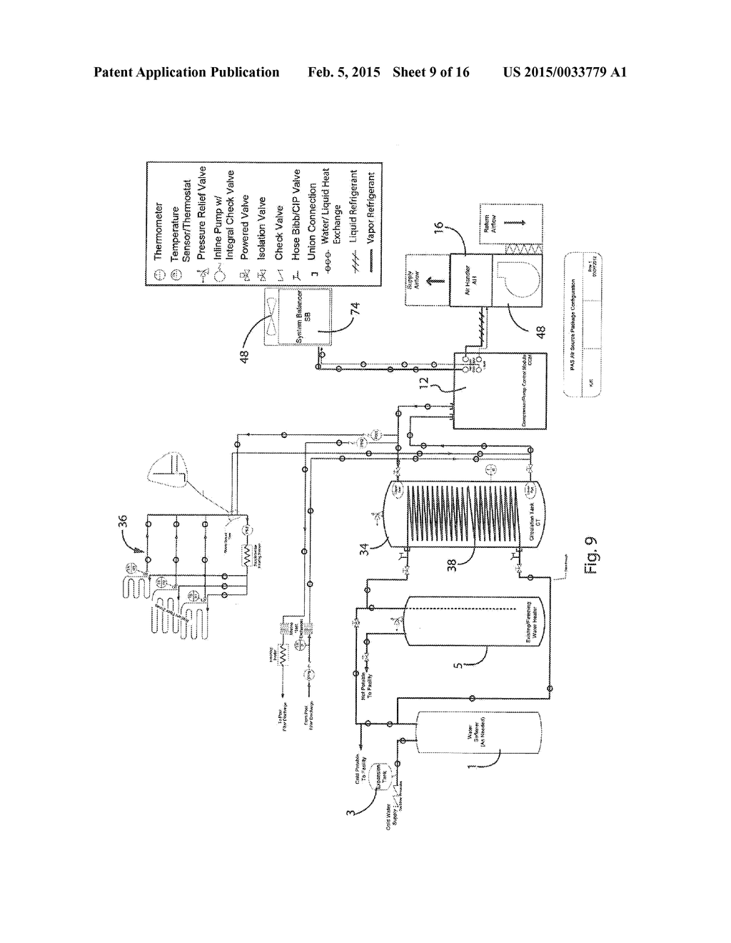 Heat Pump Refrigerant Circuit Diagram Detailed Schematic Diagrams Piping Refrigeration Multi Split For Heating Cooling And Water Geothermal